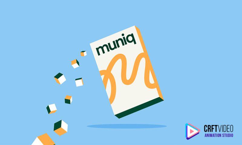 Crft Video - Animated Explainer Video - Muniq