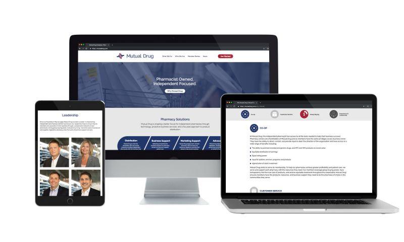 Brasco - Mututal Drug: Branding, Strategy, and Website