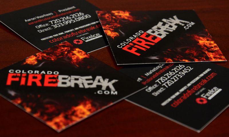 Serff Creative Group, Inc - Colorado Firebreak