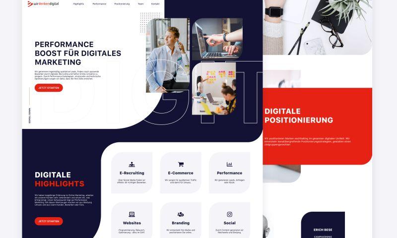 VRG Soft - Website designs