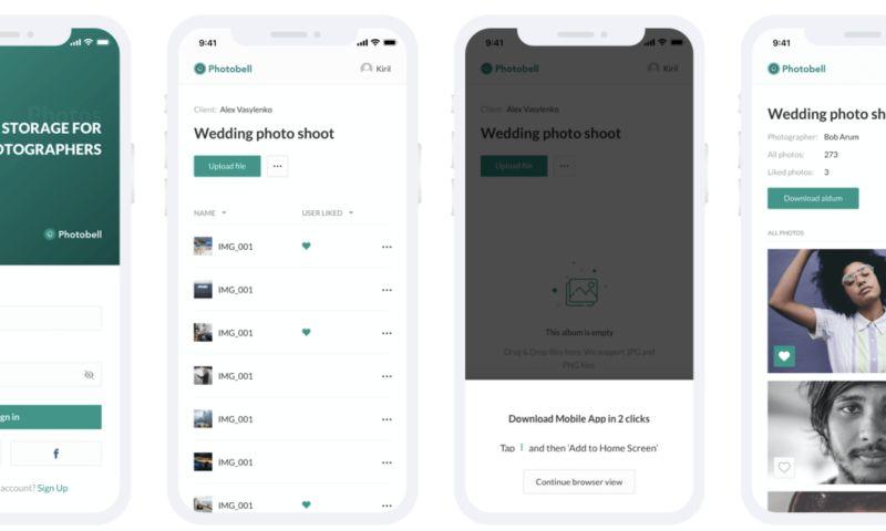 AVA.codes - Next generation storage for photographers