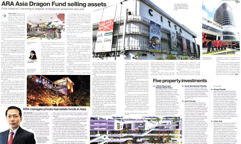Orchan - Brand & Marketing Strategy - ARA Asset Management Ltd