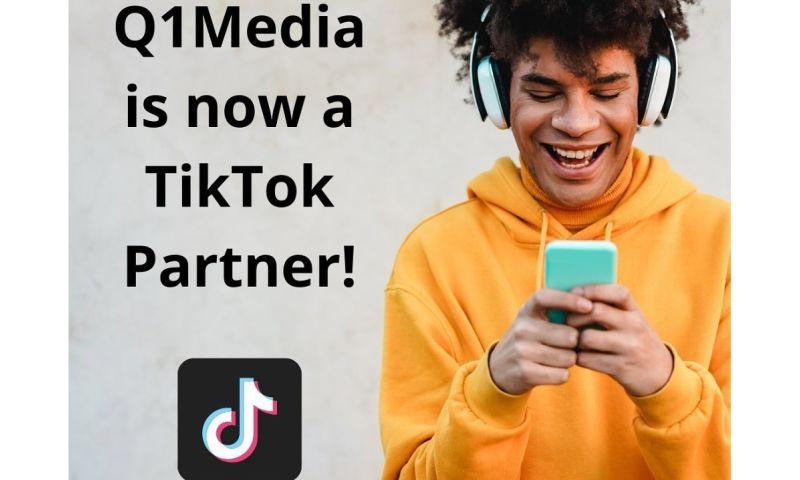 Q1Media, Inc. - Q1Media : Exclusive TikTok Partner