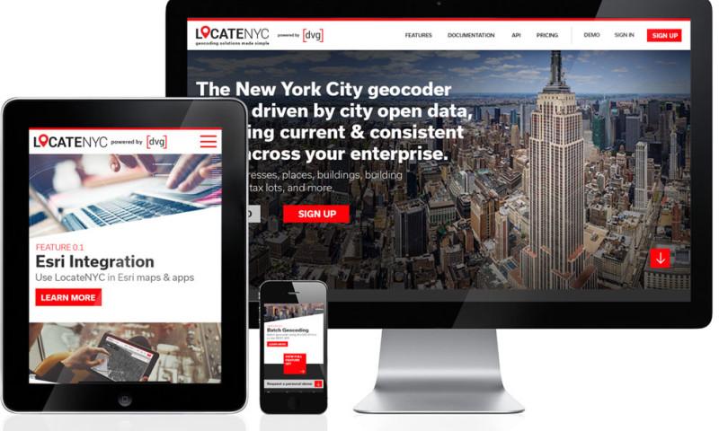DVG Interactive - LocateNYC
