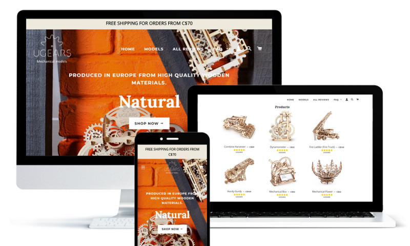 Xtheta Management&Merchandising - Ugears Canada
