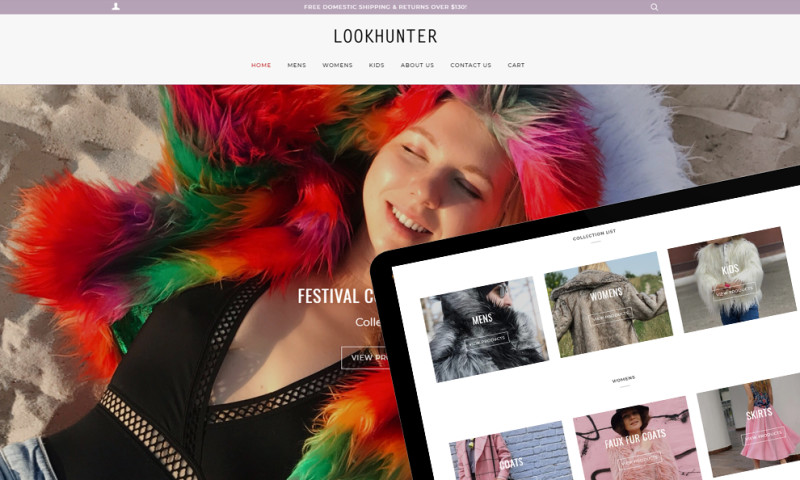 Xtheta Management&Merchandising - Lookhunter