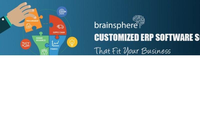 Brainsphere IT Solutions - ERP system UAE
