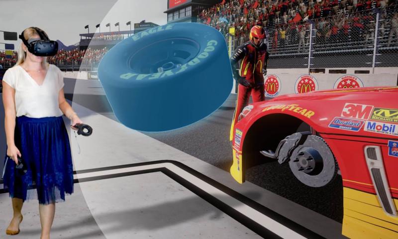 NEXT/NOW™ - McDonald's Brand Virtual Pit Crew Challenge