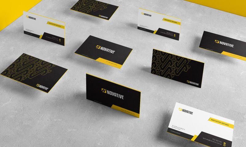 Brandman Design Co. - NOVATIVE - Creating a brand identity, website and digital marketing strategy for a renovation start-up.