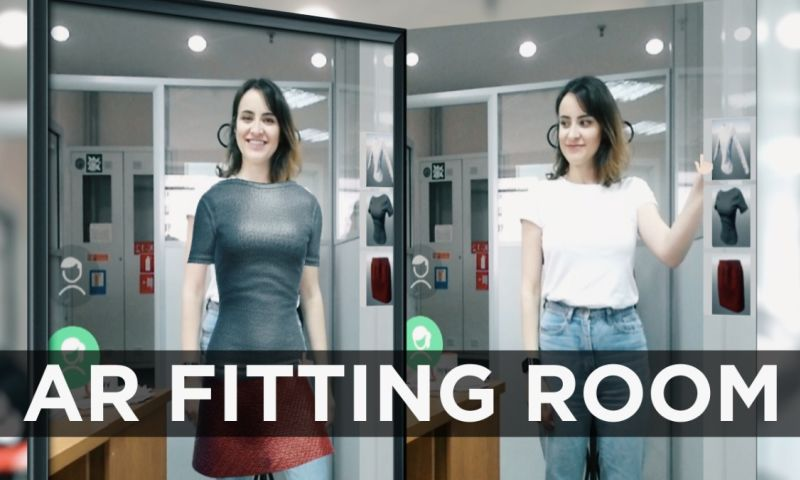 VironIT - AR Fitting Room