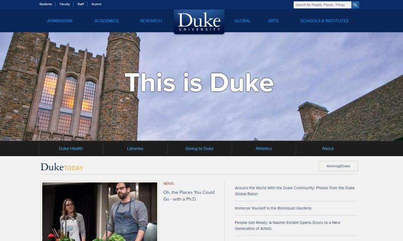 MAXAUDIENCE - Duke University Marketing