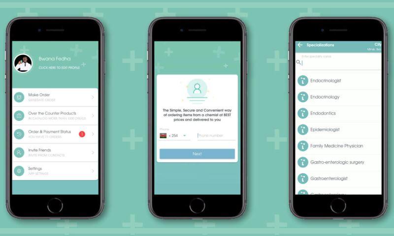 VironIT - Livia – Online Medicine Platform
