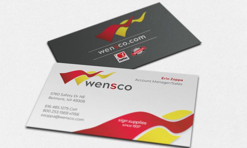 FRW Studios - Wensco Branding & Logo Design