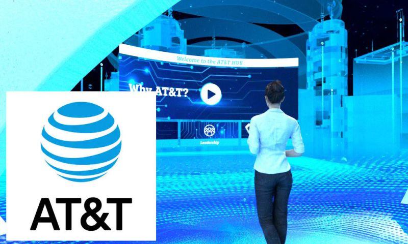 Groove Jones - VR Recruitment App for AT&T – The AT&T HUB