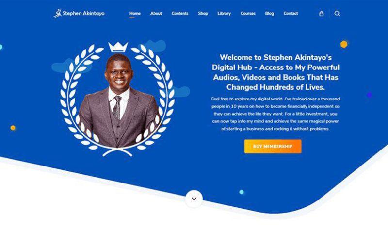 Tech O'Clock - Stephen Akintayo