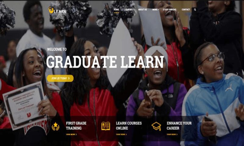 Tech O'Clock - Graduate Learn E-Learning Platform