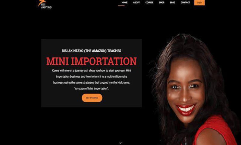 Tech O'Clock - Bisi Akintayo Online Mini Importation Course