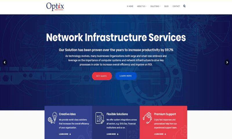 Tech O'Clock - Optix Limited