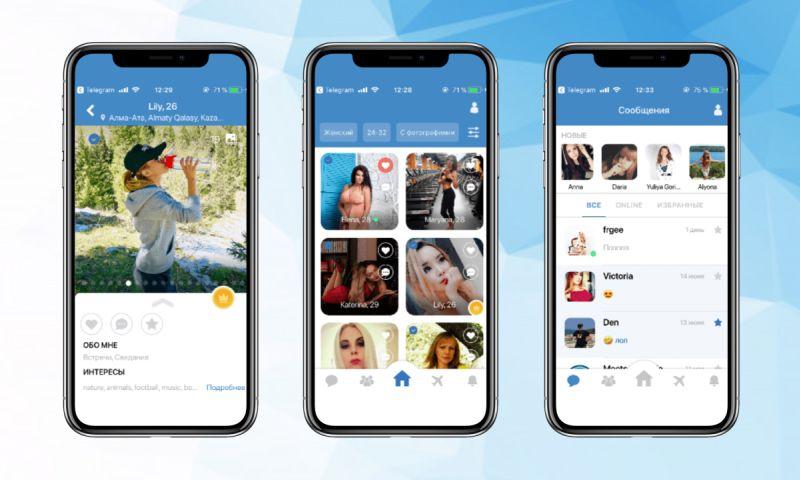VironIT - Dating app