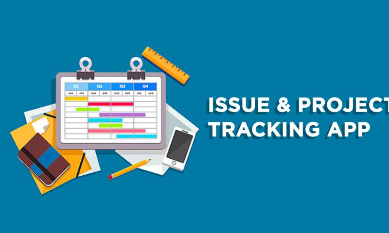 VironIT - Issue & Project Tracking App