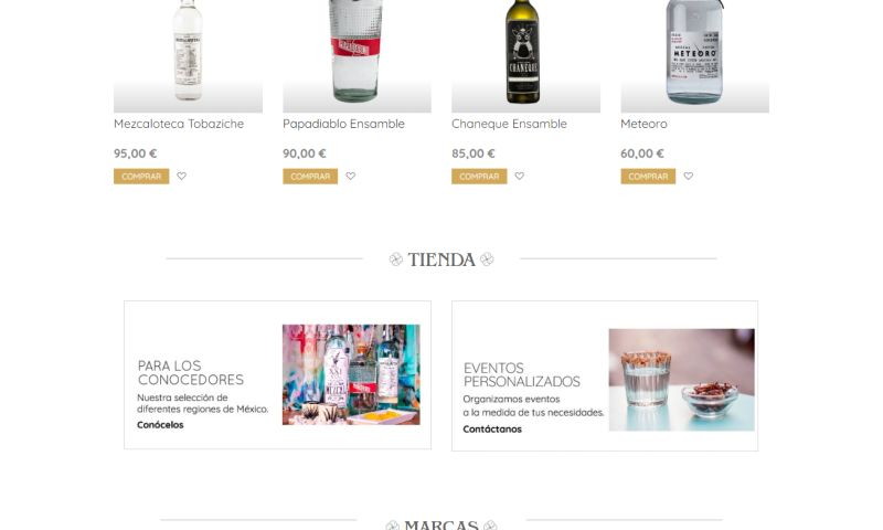 e.Commerce.com.mx - Cultura Mezcal