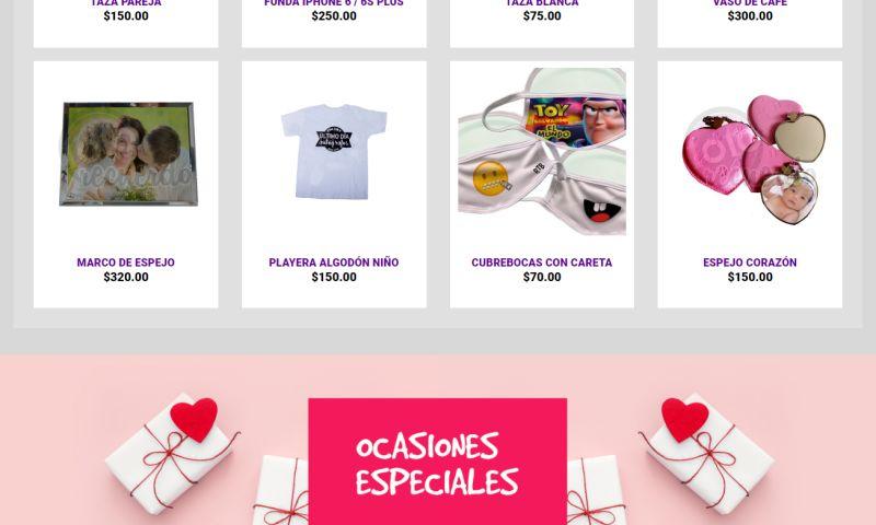 e.Commerce.com.mx - FotoRecuerdo.com.mx