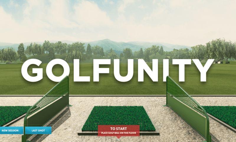 VironIT - GolfUnity, golf simulator