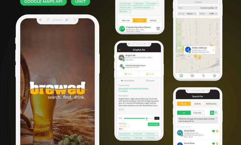 CodeIT - Brewed App