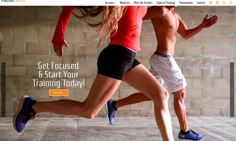 FRW Studios - Focus-athletics.com