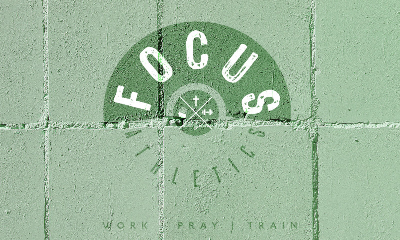 FRW Studios - Focus Athletics Branding & Logo
