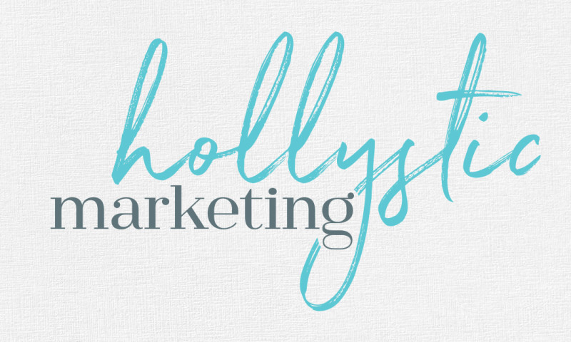 FRW Studios - Hollysitic Marketing Logo Design