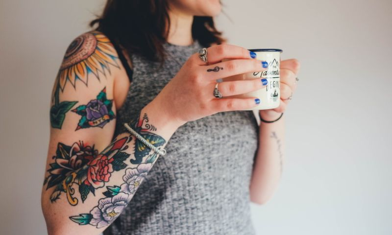 Clever Marketing - SMM Instagram account ideas_tatoo
