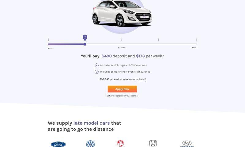 Excite Media - Alpha Car Finance
