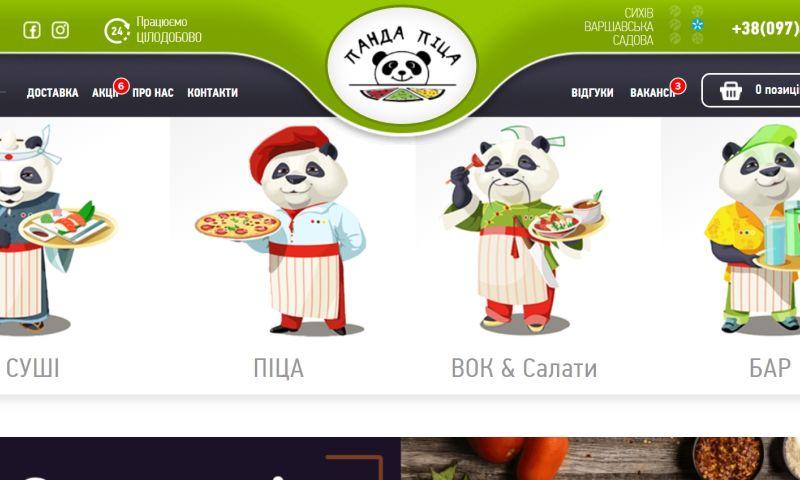 Keystone Seo Solution - Panda Pizza