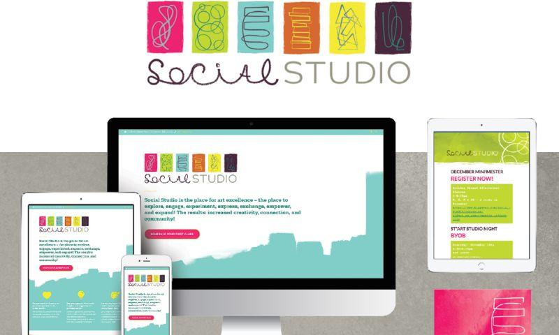 Hersick + Webster Creative Partners - Social Studio