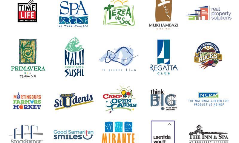 Hersick + Webster Creative Partners - Select Logos