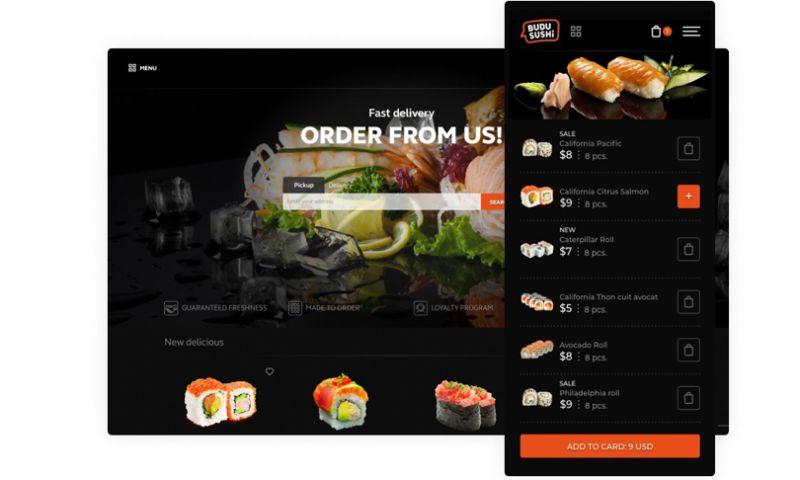 Dinarys LLC. - Budu Sushi
