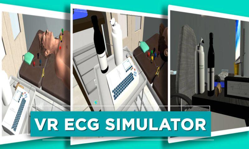 VironIT - VR ECG simulator