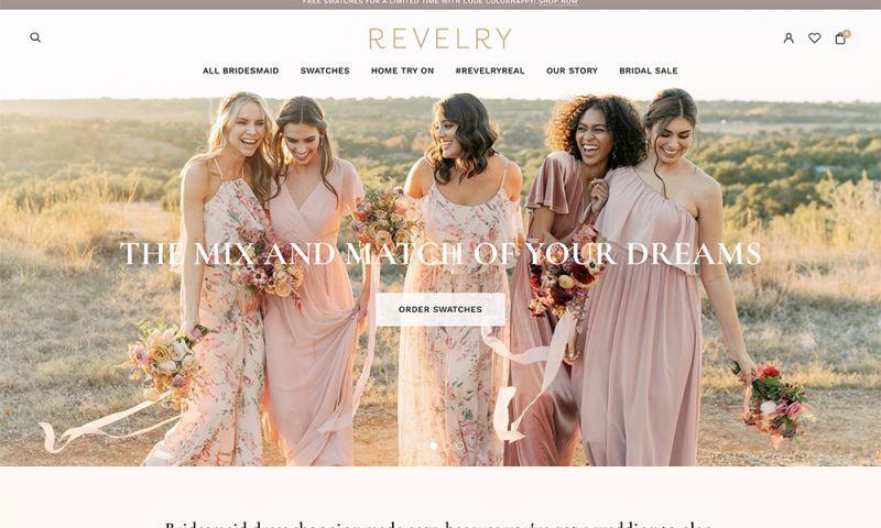 DigitlHaus Agency - Revelry Website Design & Development
