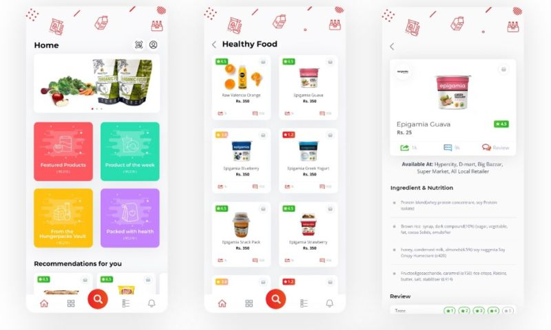 Leo9 Studio - Boosted Packaged Food Purchase Experience
