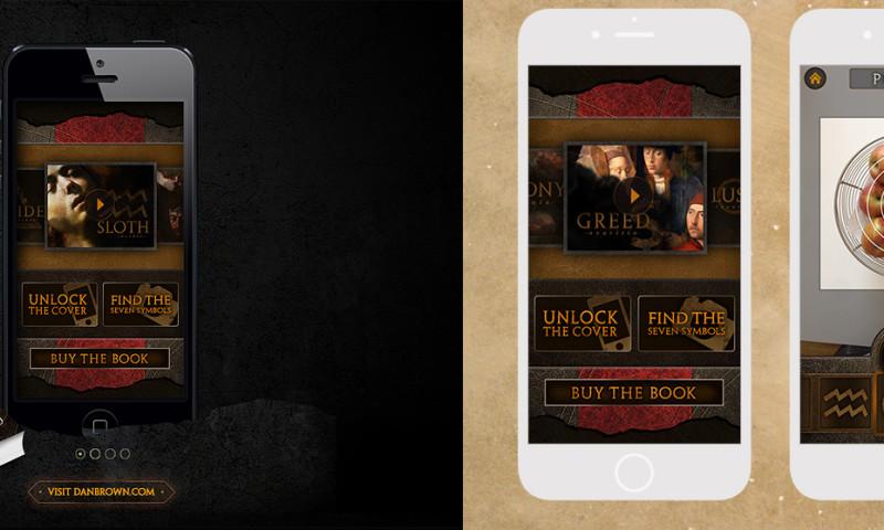 Sanborn - Dan Brown Augmented Reality Inferno App