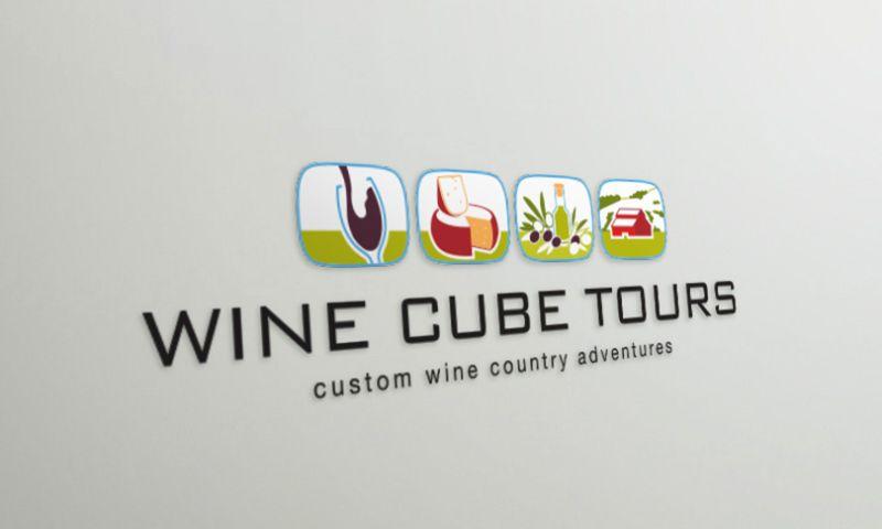 smallnormous LLC - Wine Cube Tours Branding & Website Design