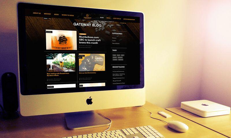 Capsicum Mediaworks LLP - Gateway Brewing Company