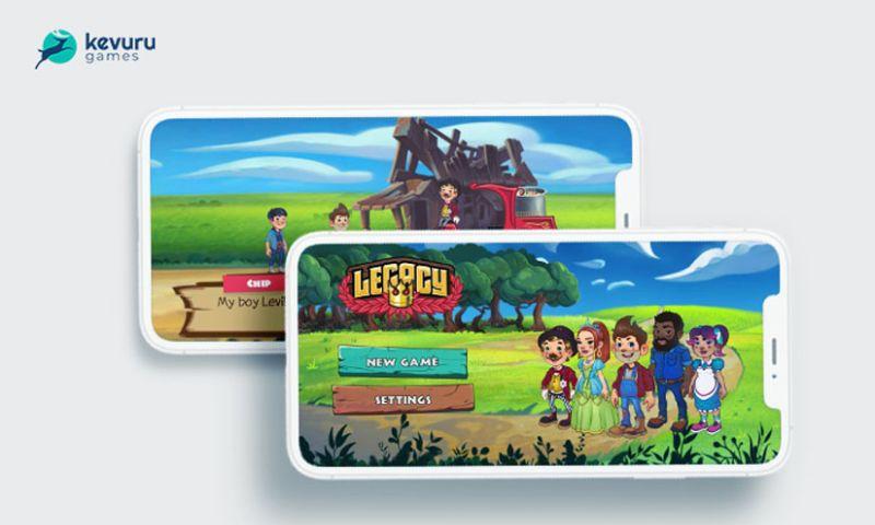 Kevuru Games - Legacy