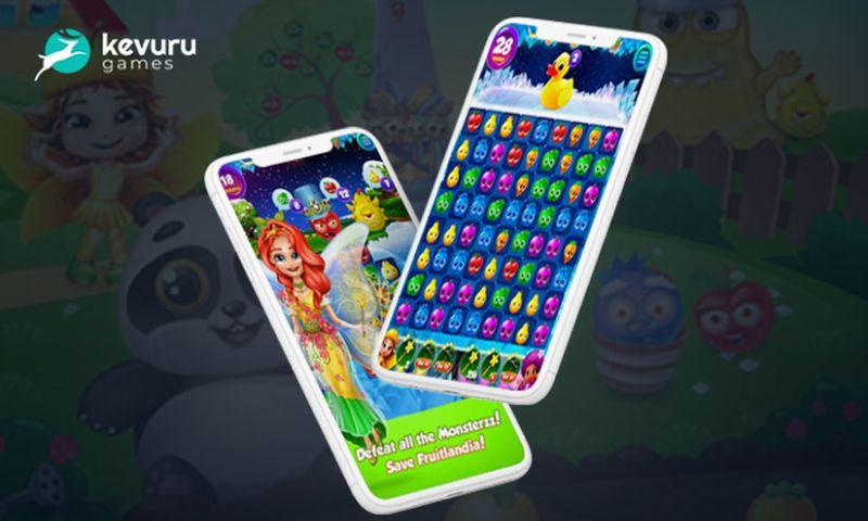 Kevuru Games - Juicy Fruits