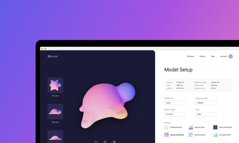 Leobit - AN APP FOR CONNECTING CUSTOMERS WITH 3D PRINT INDUSTRY