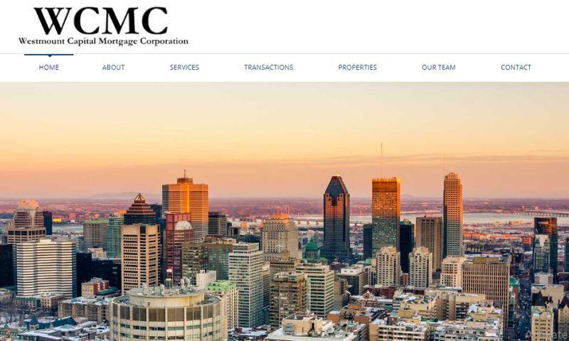 Optiweb Marketing - Westmount Capital Mortgage Corporation
