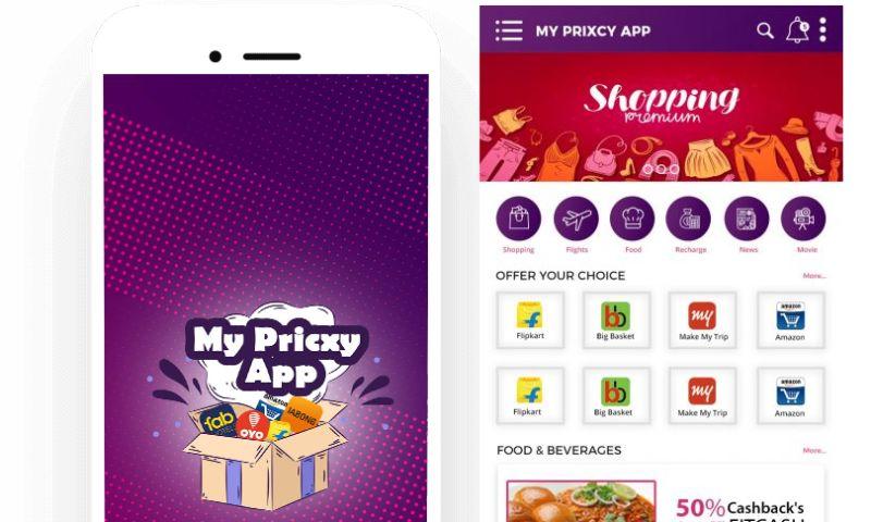Team4Solution IT Services PVT LMT - MyPriXCY App