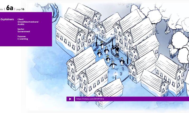 The MAJORDESIGN Creative Agency - 2D Explainer Animation