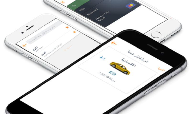 Dev Technosys - Bahrain Taxi App